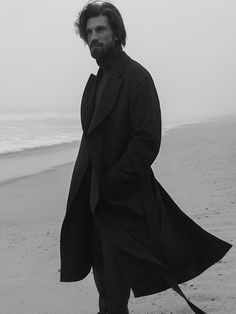 Henrik Fallenius for H Magazine by Jack Waterlot