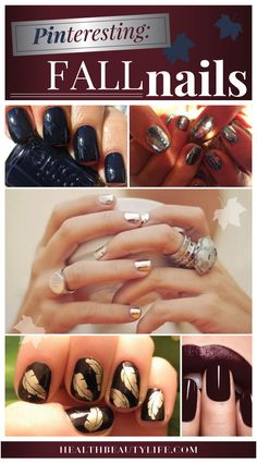 Pinteresting: Fall 2013 Nail Trends // Via Health Beauty Life