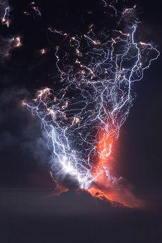 adornstudio:  Volcano Eruption | Photographer                                                                                                                                                      More
