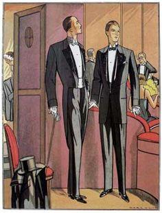 Pin by suzanne stewart on art deco in Roaring 20s Fashion, Roaring Twenties, Twenties Party, 20s Party, Moda Art Deco, Formal Dresses For Men, Men Formal, Formal Wear, Art Nouveau