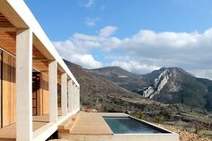 Image 1 of 21 from gallery of Bellecombe Holiday House / ACAU. Courtesy of ACAU