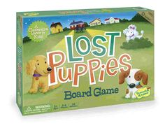 Lost Puppies Cooperative Game #cooperative #games at www.cooperativegames.com