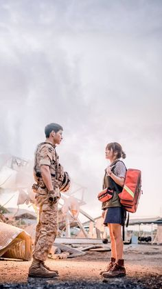 Descendants of the sun~ Ok I know this isn't exactly Kpop, but this drama is so freaking good! you guys shd definitely check it out!