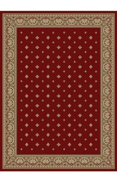 Istanbul Red Ankara Pin Dot rug - Transitional Rectangle x Transitional Rugs, Machine Made Rugs, Red Design, Red Rugs, Large Rugs, Woven Rug, Colorful Rugs, Ankara, Print Patterns