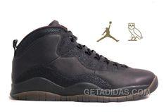 "meet 2edda 2ae82 Air Jordans 10 Retro ""OVO"" Black Shoes For Sale Cheap To Buy N6jFax6,  Price   89.00 - Adidas Shoes,Adidas Nmd,Superstar,Originals"