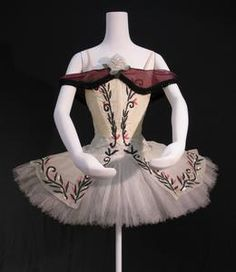 Tutu worn by Margot Fonteyn as Sylvia in the Act III pas de deux of The Royal Ballet production of 'Sylvia' (1952)