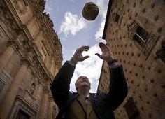 enrique carrascal: En Salamanca con Vicente del Bosque