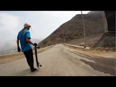 William Royce shredding Lima - Raw Run