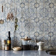 Ceramics tiles and parred back, elegant shapes.  We have a small delivery of…