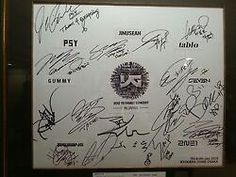YG Family signatures