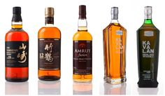 5 Asian Whiskeys to Try - The Best Whiskies You're Not Drinking