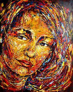Original Women Painting by Diana Francia Gomez Ordonez Original Paintings, Original Art, Artwork Paintings, Acrylic Painting Canvas, Canvas Art, Diana, Drip Art, Woman Painting, Buy Art