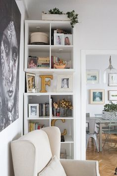 5 DIY Ideas from a Calm, Creative Spanish Home — Ebom | Apartment Therapy