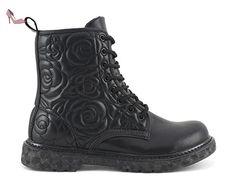 Cafè Noir NFH901010360 010 NERO 36 - Chaussures caf noir (*Partner-Link)