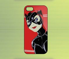 Catwoman Case For iPhone 4/4S, iPhone 5/5S/5C, Samsung Galaxy S2/S3/S4, Blackberry Z10