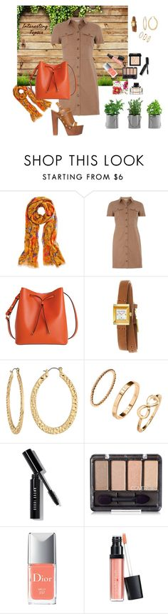 """Sin título #172"" by giomar-salazar on Polyvore featuring moda, Patricia Nash, mel, Lodis, Gucci, Fragments, Bobbi Brown Cosmetics, Christian Dior, Laura Geller y Givenchy"