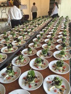Ribbon salad Catering, Ribbon, Salad, Food, Tape, Treadmills, Band, Essen, Yemek