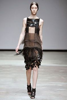 Christopher Kane Autumn/Winter 2008 Ready-To-Wear Collection   British Vogue
