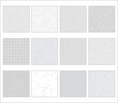 商用利用無料、細かいパターンの繊細なざらっとしたパターン素材 -Arcandres Minimal Patterns