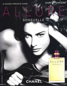 Anna Mouglalis pour Allure Sensuelle de Chanel 2009