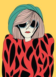 Pullover Fashion illustration