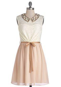 Festive Fusion Dress, #ModCloth