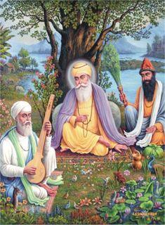 Guru Nanak Photo, Guru Nanak Ji, Nanak Dev Ji, I Miss You Wallpaper, Dont Touch My Phone Wallpapers, All God Images, Baba Deep Singh Ji, Guru Nanak Teachings, Guru Tegh Bahadur