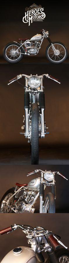 1955 TRIUMPH TIGER CUB 200cc