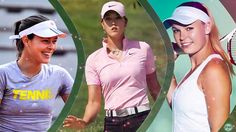 List of Top Ten Most Amazing Beauty in Sports, The Amazing Beauty in Tennis is Ana Ivanovic, Michelle Wie in Golf, Alex Morgan in American Soccer, Alana Blan. Michelle Wie, Ana Ivanovic, Top Ten, Nhl, All About Time, Boxer, Football, American, Sports