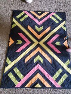 Quilt Block Patterns, Pattern Blocks, Quilt Blocks, Owl Quilts, Barn Quilts, Contemporary Quilts, Quilt Modern, Modern Quilting, Superhero Quilt