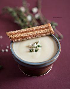 Potato and Blue Cheese Soup   Adore Foods www.adorefoods.com