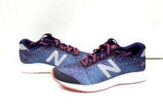 6360915cbfc O-89 Kid s New Balance KJARNSGY Running shoes size 1 M  fashion  clothing