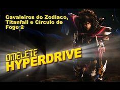 Cavaleiros do Zodíaco, Titanfall 2 e Círculo de Fogo 2 | Novidades