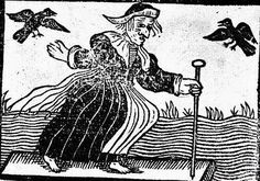 This witch is clotting like mad.