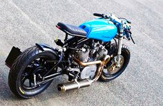 I absolutely adore just what these folks designed on this specialized Virago Cafe Racer, Yamaha Cafe Racer, Yamaha Virago, Moto Cafe, Cafe Racer Build, Yamaha Motorcycles, Honda Cb750, Porsche Macan Gts, Modern Cafe Racer