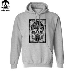 Men's Skulls Graphic Hooded Hoodies - Many Styles & Colors