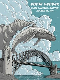 03/18/2011: State Theatre, Sydney, NSW, AustraliaDownload Super-High-Resolution: http://adf.ly/Af0dO - pjposter.tumblr.com