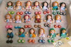 Mundo das Bonecas * Joana da Cunha: Boneca Enfermeira