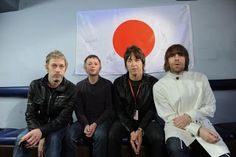 Signed Japanese Flag By Beady Eye, Paul Weller, Kelly Jones And More Up For Auction ~ Latest Oasis, Beady Eye And Noel Gallagher News