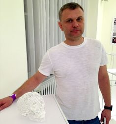 Six Questions With Joshua Harker #3DPrinting