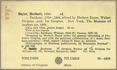 Herbert Bayer, Walter Gropius, Museum Of Modern Art, Minneapolis, Author, Cards, Modern Art Museum, Writers, Maps