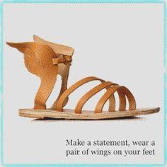 KG sandals- want