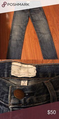 Current/Elliott Boyfriend Jeans Classic, high quality denim! Current/Elliott Jeans Boyfriend
