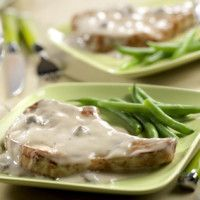 Campbell's Creamy Pork Chops | Lake Geneva Country Meats