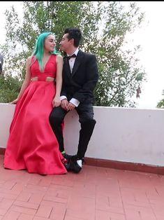los enamorados........ Ami Rodriguez, Photography Tips, Tumbler, Amy, It Cast, Goals, Formal Dresses, My Love, Celebrities