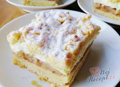Fantastischer geriebener Apfelkuchen – Fitness Tips for Everyone Sweet And Salty, No Bake Cake, Biscotti, Apple Pie, Vanilla Cake, Sweet Tooth, Bakery, Deserts, Food And Drink