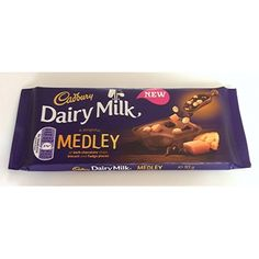 Cadbury Dairy Milk Medley Fudge Chocolate Bar