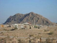 Mountain in Ojinaga Chihuahua Mexico
