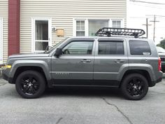 Patriot Rim/Tire combination photographs - Page 3 - Jeep Patriot Forums