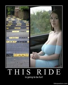 This Ride - Demotivational Poster
